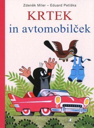 Eduard Petiška: Krtek in avtomobilček
