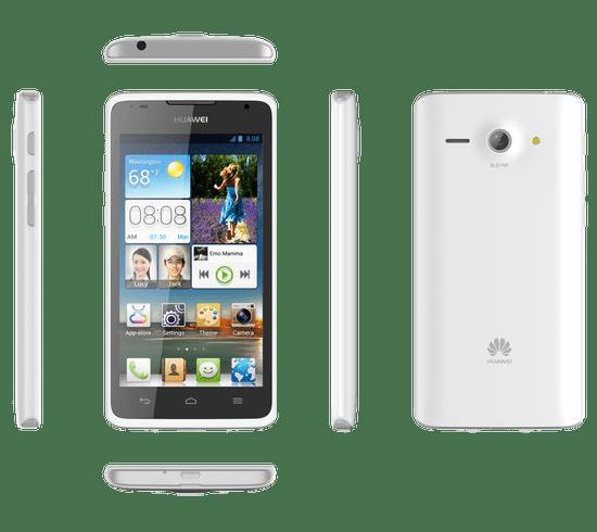 Huawei Y530, bílý