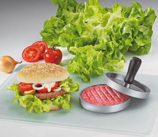 Küchenprofi Press na hamburger 2dielny