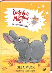 Čudežna bolha Megi in zajček Branko, Desa Muck (2013 (1. ponatis))
