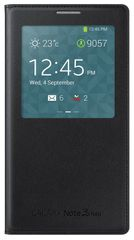 SAMSUNG S-view EF-CN750, Samsung Galaxy Note 3 tok, Fekete outlet/ B