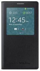 SAMSUNG S-view EF-CN750, Samsung Galaxy Note 3 tok, Fekete