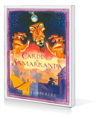 Čarodej iz Samarkanda, Alain Temperley (trde platnice, 2004)