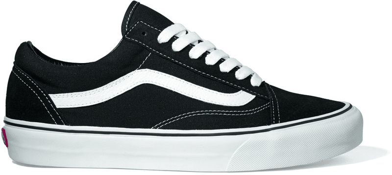 Vans U Old Skool Black/White 41,0
