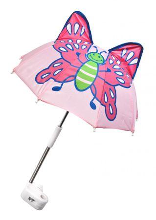 Heless parasol do wózka dla lalek