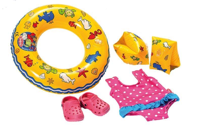Heless Set na plavání pro 35-45cm