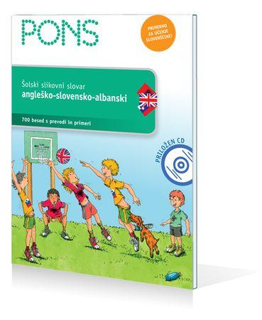 PONS šolski slikovni slovar, Anette Dralle (trda, 2010)