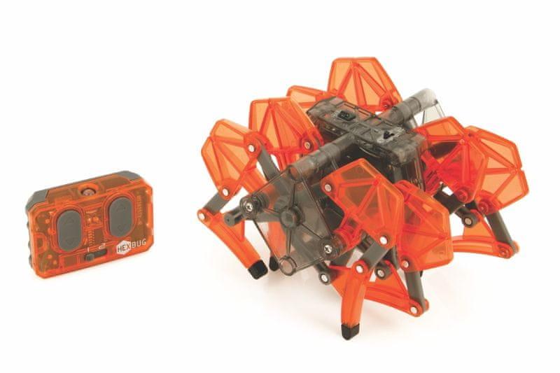 Hexbug Monstrum oranžová