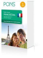 PONS šolski slovar francoščina, Mitja Trojar (trda, 2010)