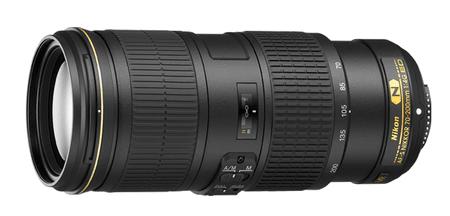 Nikon Nikkor AF-S 70-200 mm f/4 G ED VR