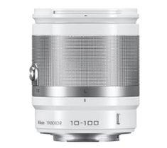 Nikon objektiv 1 NIKKOR VR 10-100 mm f/4-5,6, bel