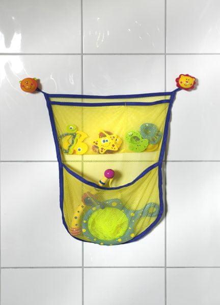 Heless Síťka na hračky do vany