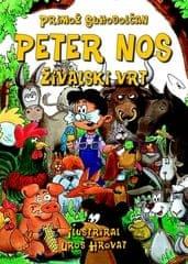 Peter Nos - Živalski vrt Avtor: Primož Suhodolčan
