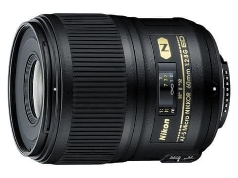 Nikon NIkkor AF-S 60 mm f/2,8G ED Micro