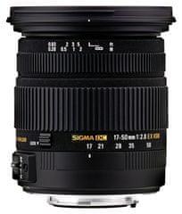 Sigma Objektiv 17-50 mm F2.8 EX HSM DC OS za Canon