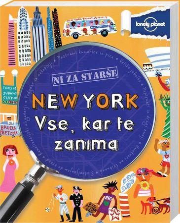 Klay Lamprell: New York: Vse, kar te zanima