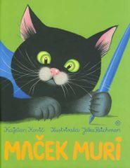 Kajetan Kovič: Maček Muri, trda