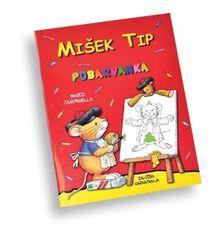 Mišek Tip: Pobarvanka , Anna Casalis (mehka, 2008)