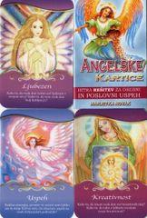 Angelske kartice, Marjetka Novak (trda, 2013)