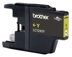 Brother tinta LC1240 Yellow, 600 stranica