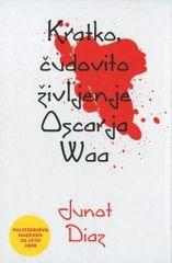 Kratko, čudovito življenje Oscarja Waa, Junot Diaz (trda, 2010)