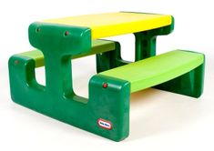 Little Tikes velika miza za piknik Evergreen 466A