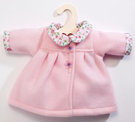 Heless Zimní kabát pro panenky