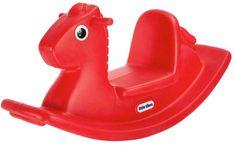 Little Tikes Hojdací koník - červený