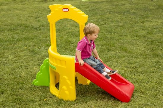 Little Tikes Climb&Slide Playhouse tobogan