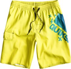 Quiksilver kopalne kratke hlače Mtn Wave Logo Volley EA 19 M