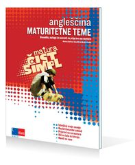 Čist simpl - Angleščina: Maturitetne teme , Monica Caltran (broširana, 2009)