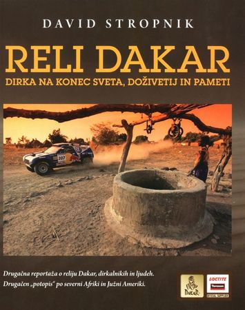 David Stropnik: Reli Dakar