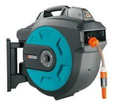 Gardena bęben naścienny Comfort 35 roll-up automatic Li-Ion (8025-20)