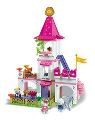 Unico Hello Kitty Princess Velký zámek