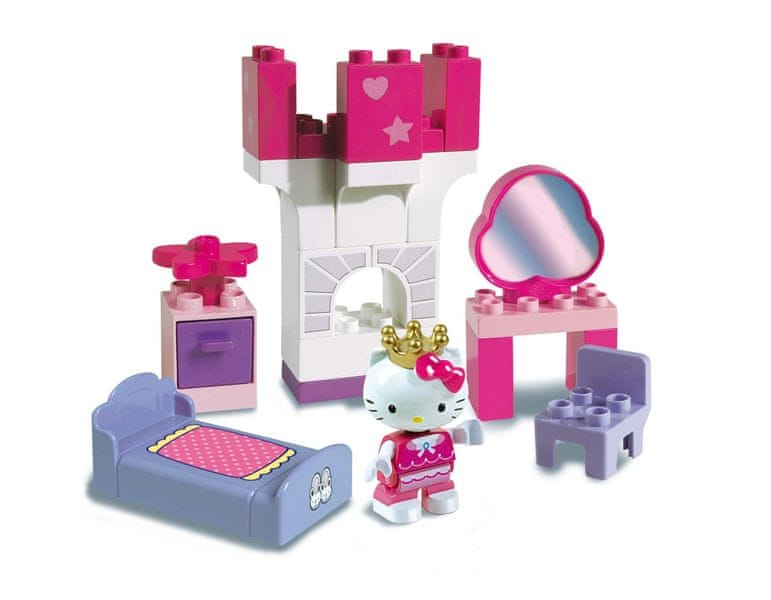 Unico Hello Kitty Princess Pokojíček
