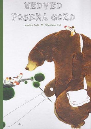 Davide Calì, Medved poseka gozd