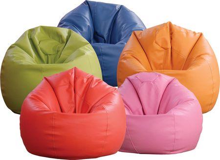 Sedalna vreča PE12 Oranžna