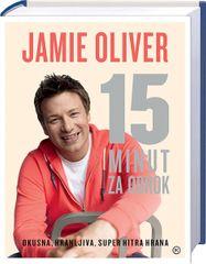 15 minut za obrok, Jamie Oliver (trda, 2013)