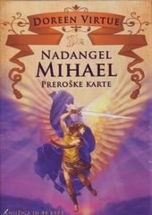 Predogled: Nadangel Mihael - preroške karte Avtor: Doreen Virtue