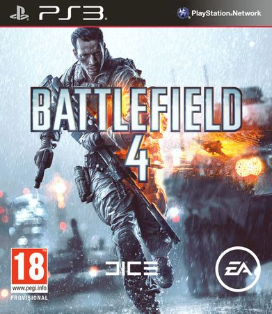 Dice Battlefield 4 (PS3)