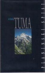 dr. Henrik Tuma, Planinski spisi in Imenoslovje Julijskih Alp