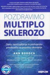 Pozdravimo multiplo sklerozo, Ann Boroch (mehka, 2013)