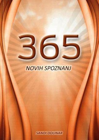 365 novih spoznanj, Sandi Dolinar (mehka, 2013)