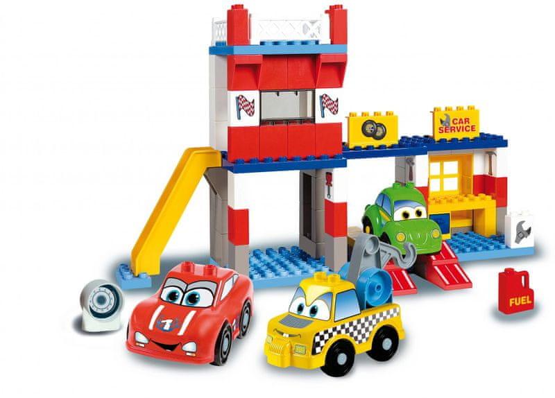 Unico Cars for kids - autoservis