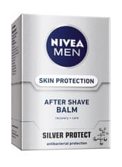 Nivea FOR MEN balzam po holení Silver Protect