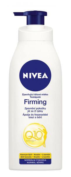 Nivea Zpevňující tělové mléko Q10 400 ml