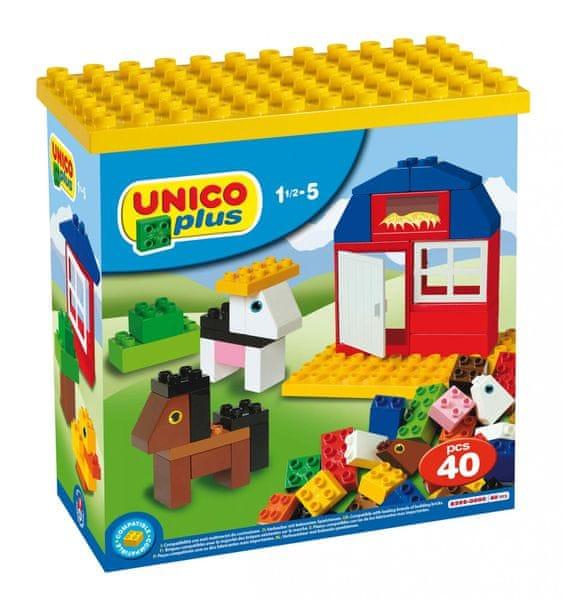 Unico Box s kostkami Medium