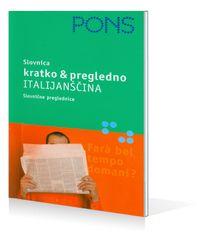 PONS Slovnica kratko & pregledno: Italijanščina, Maria Teresa Arbia (2006 (2. natis))