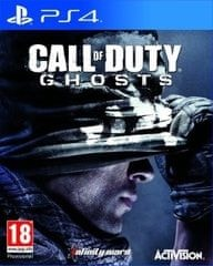 Infinity Ward Call of Duty: Ghosts (PS4)