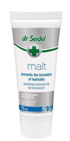 Dr. Seidel pasta dla kota Malt  - 75ml
